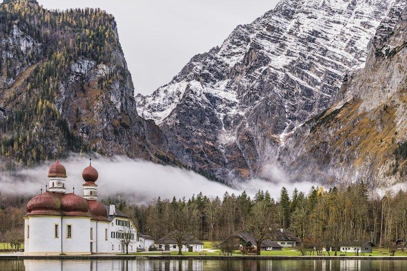 Monastery stay