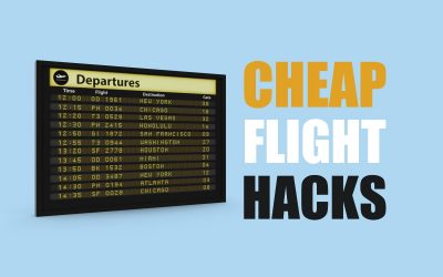 Cheap Flight Hacks: Fly For Less With This Airfare Finder Guide