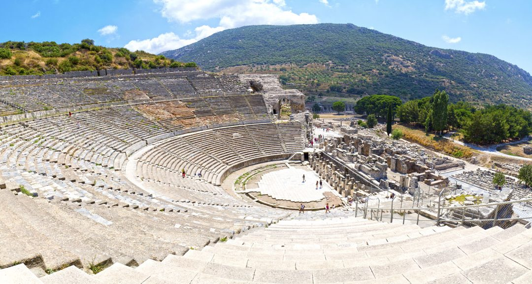 Visiting Ephesus, Turkey's Ancient Greek City Full Of History