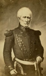 Guillermo William Brown in 1865