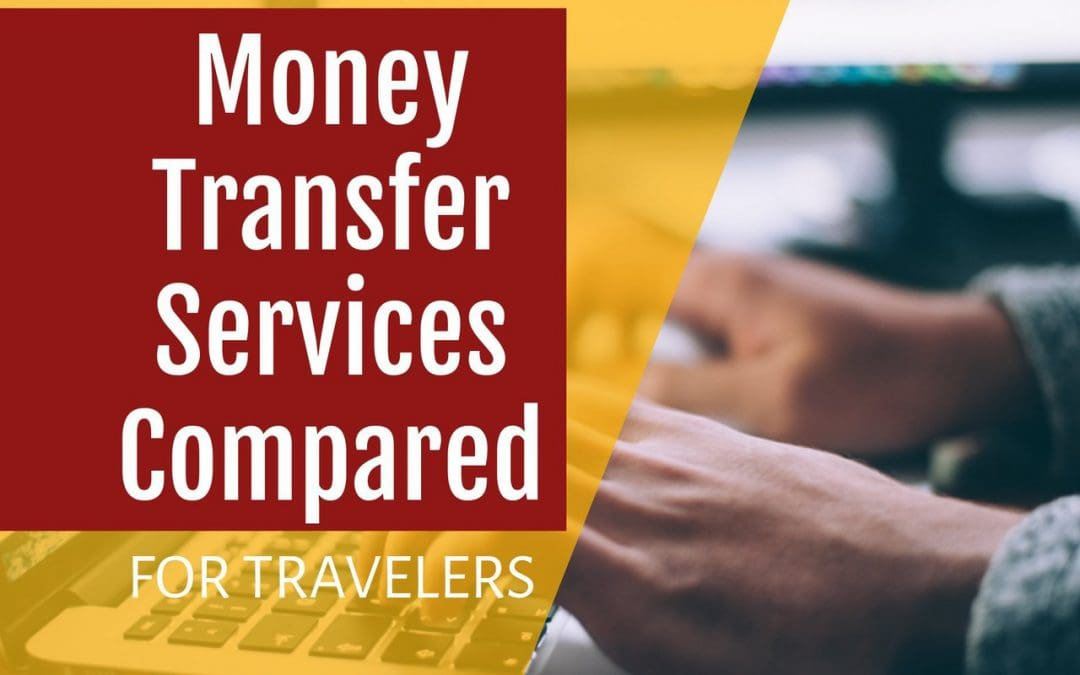 Transfer Money Overseas Sending Services Compared