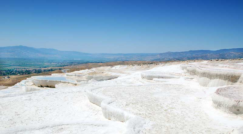 travertine pool pamukkale