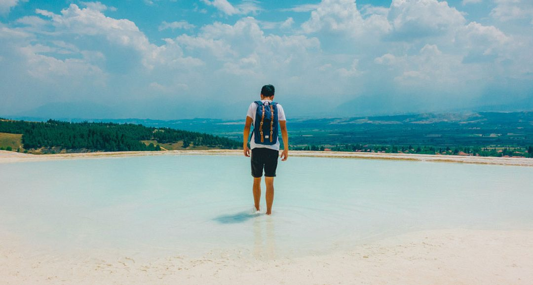 Pamukkale Hot Springs – Turkey's Thermal Travertine Terraces