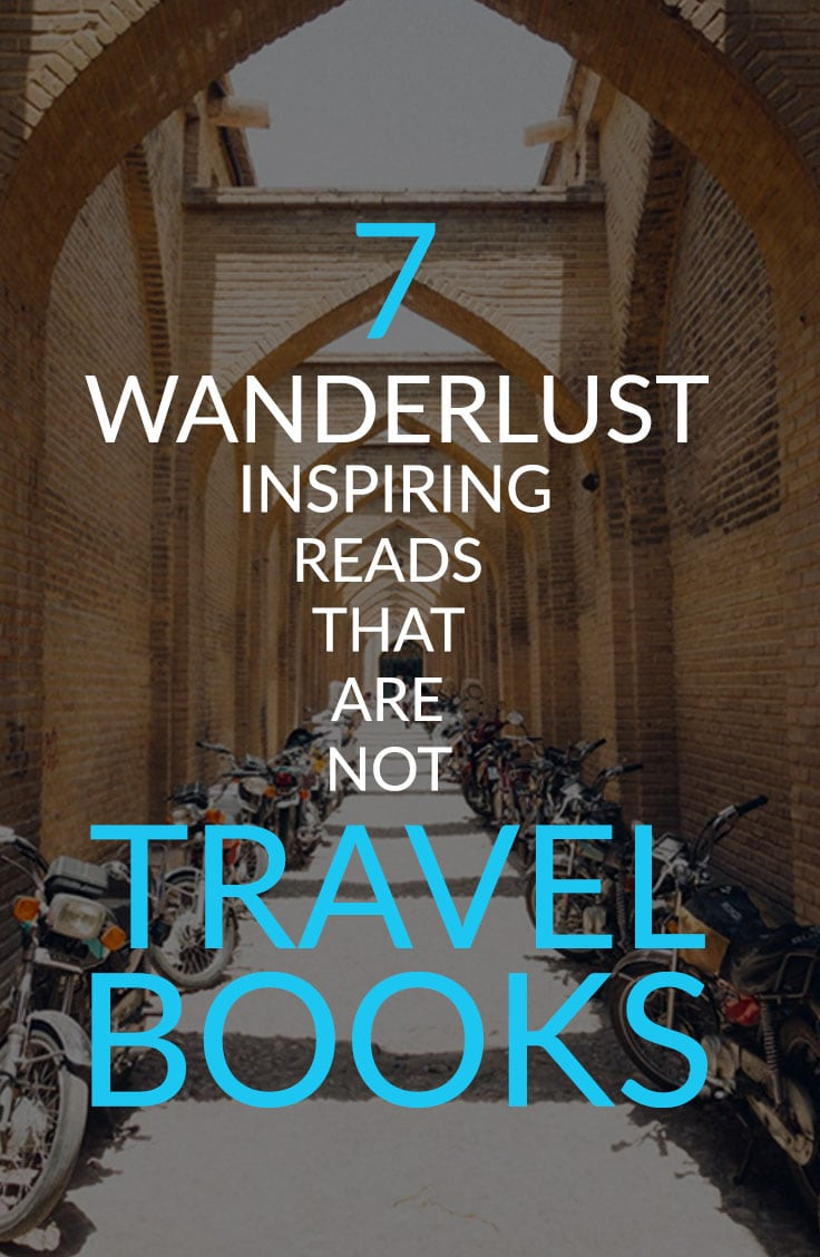 Non Travel Guidebooks that will inspire you to travel