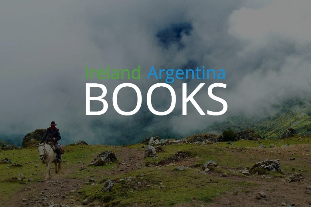 ireland irish argentina books