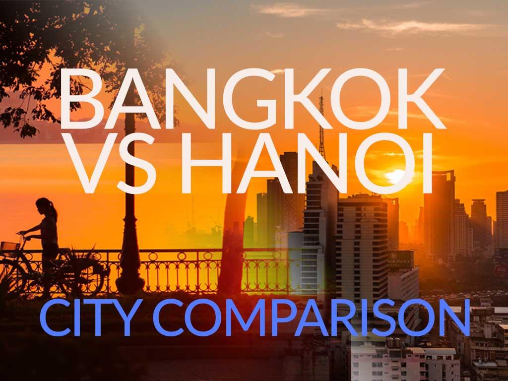 bangkok vs hanoi
