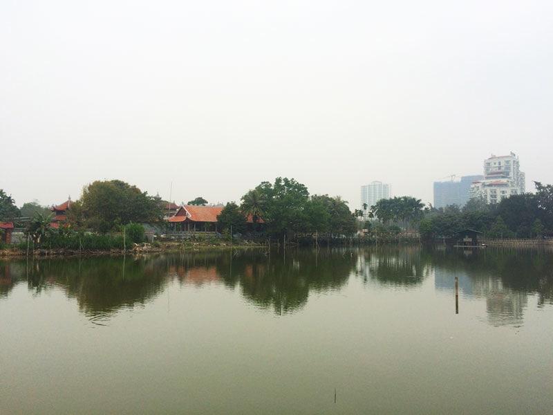 Hanoi Smog and Weather