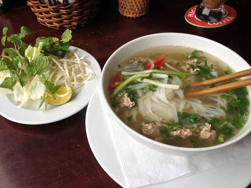 Vietnamese Food - Pho