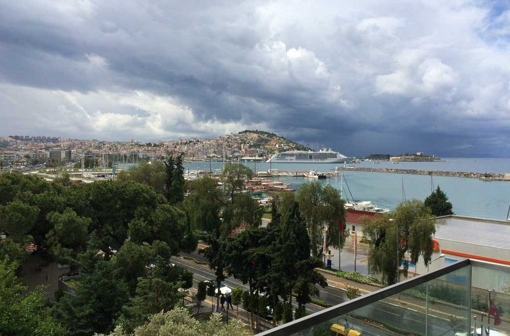Hotel Review Of Doubletree Hilton: Kusadasi's Best Hotel