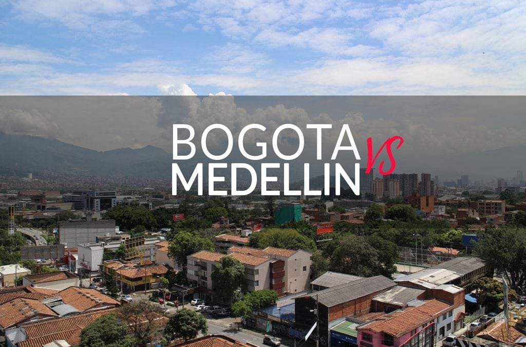 Bogota vs Medellin – Which is Colombia's Best City for Living?