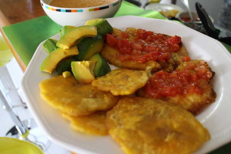 'Paisa' food in Medellín