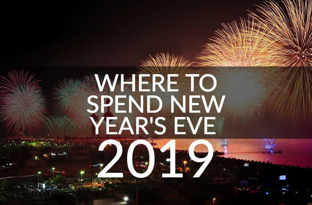 Where to Spend New Year's Eve 2019