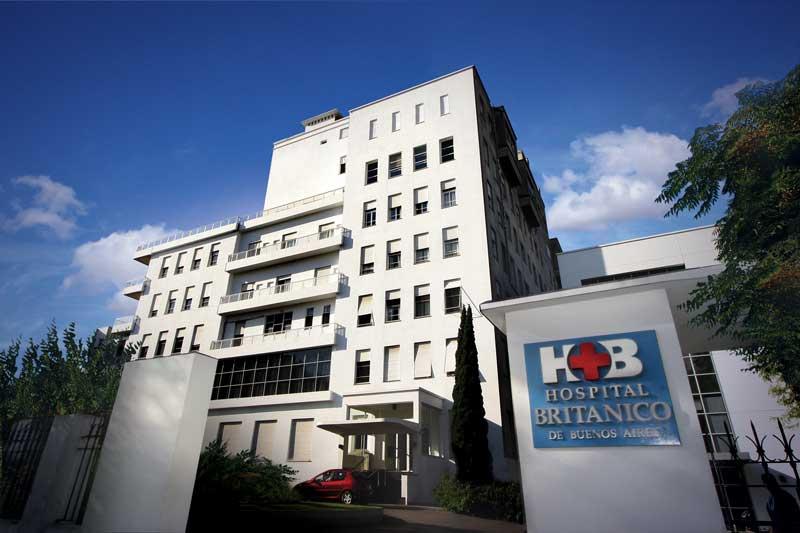 British hospital Argentina Hospital Britanico