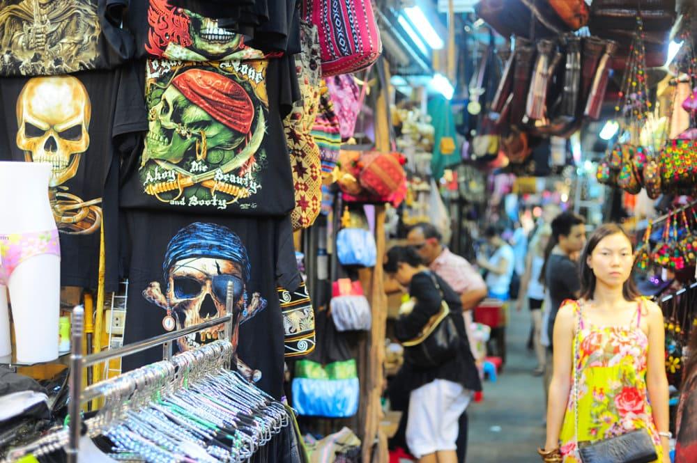 Chatuchak weekend market. Bangkok, Thailaand