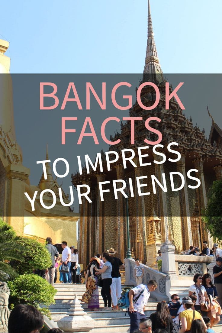 Interesting Facts about Bangkok