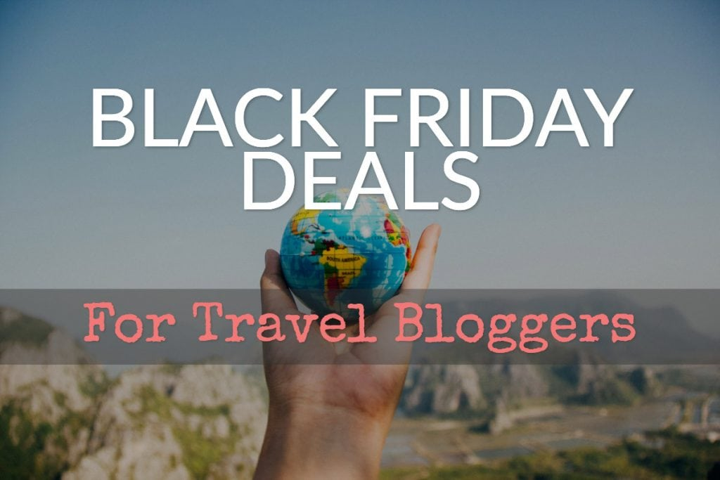 Black Friday deals and discounts for travel