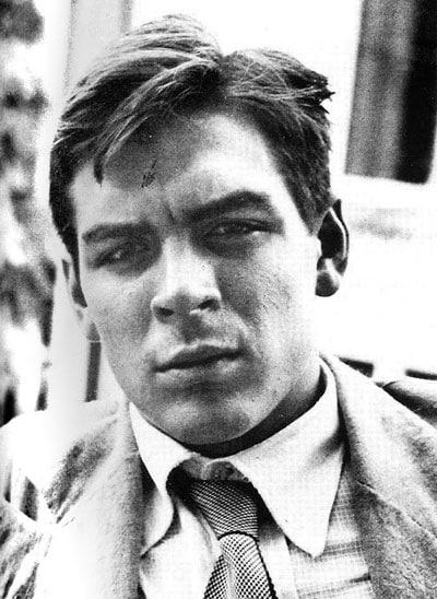 Che Guevara at 22 years old
