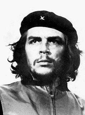 Che Guevara iconic image