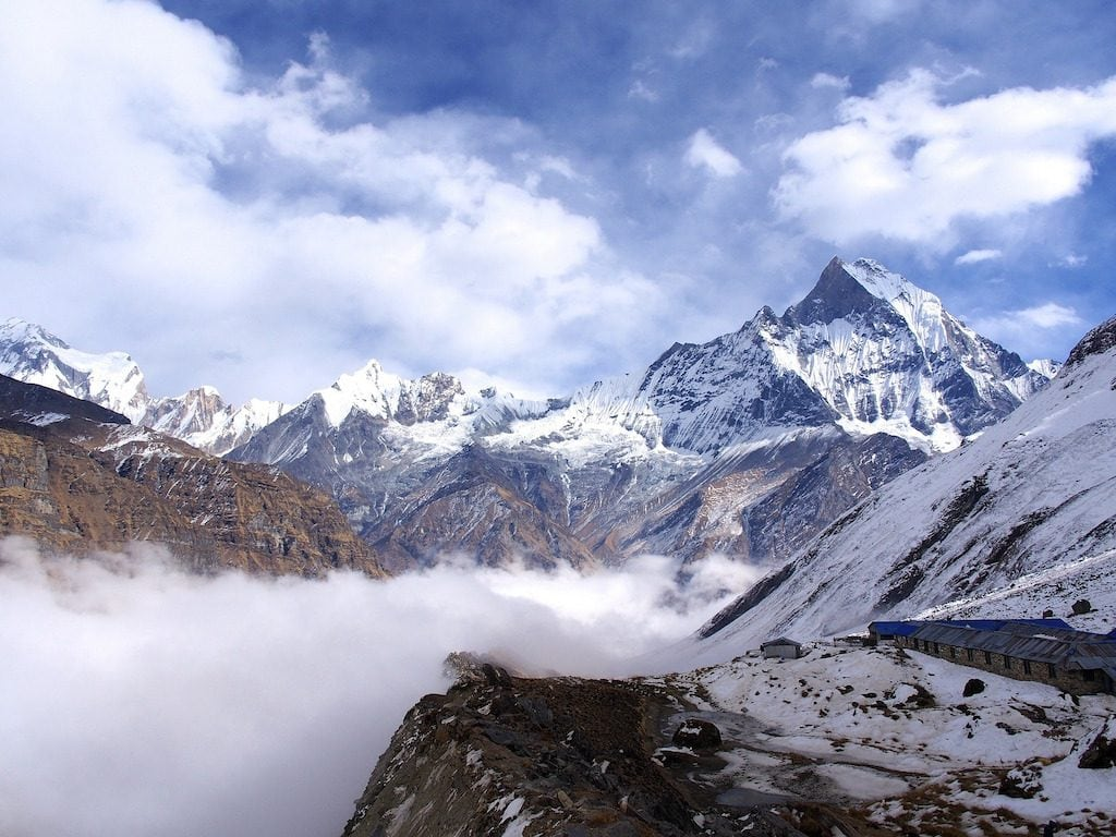 best treks in nepal monsoon trekking