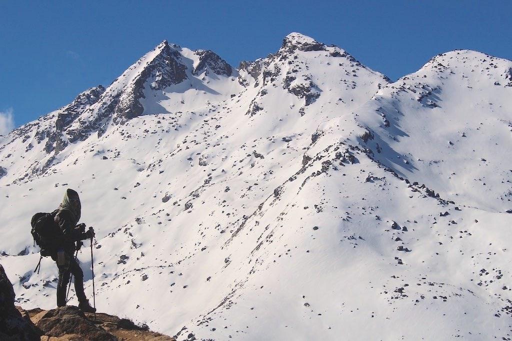 nepal trekking himalaya trail