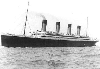 Olympic ocean liner