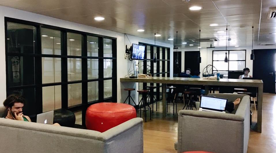 a space coworking space greenbelt makati philippines