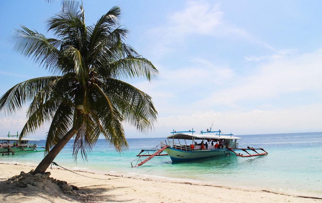 Babu santa talikud samal island in Davao southern Philippines