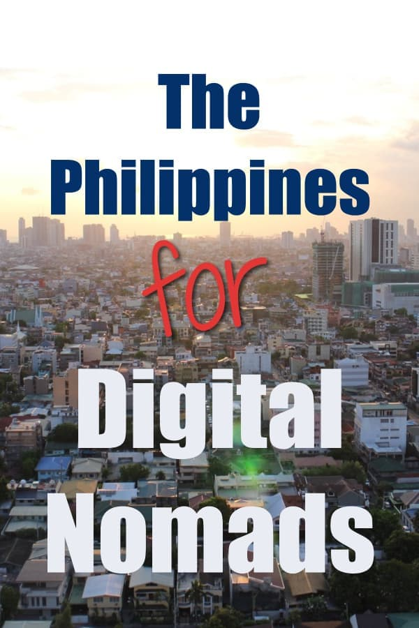 Digital nomad guide Philippines