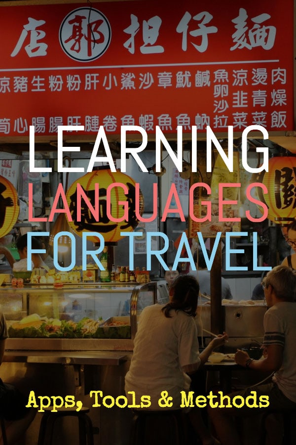 Learn a language with these apps & tools