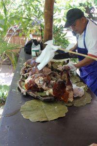 lechon filippino food