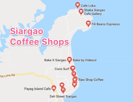 siargao coffee shops