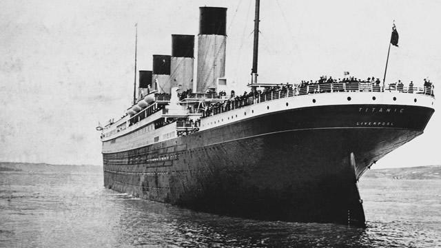 The Titanic Ship