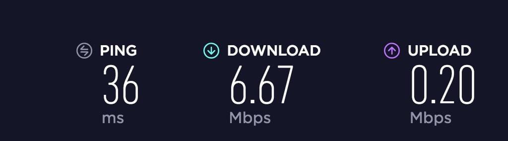 Casa Lapin Ekkamai wifi speed