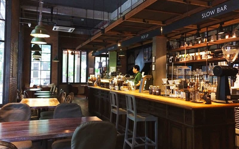 Casa Lapin X26 in Oneday cafe Soi Ari Bangkok