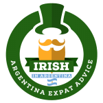 irish in argentina logo