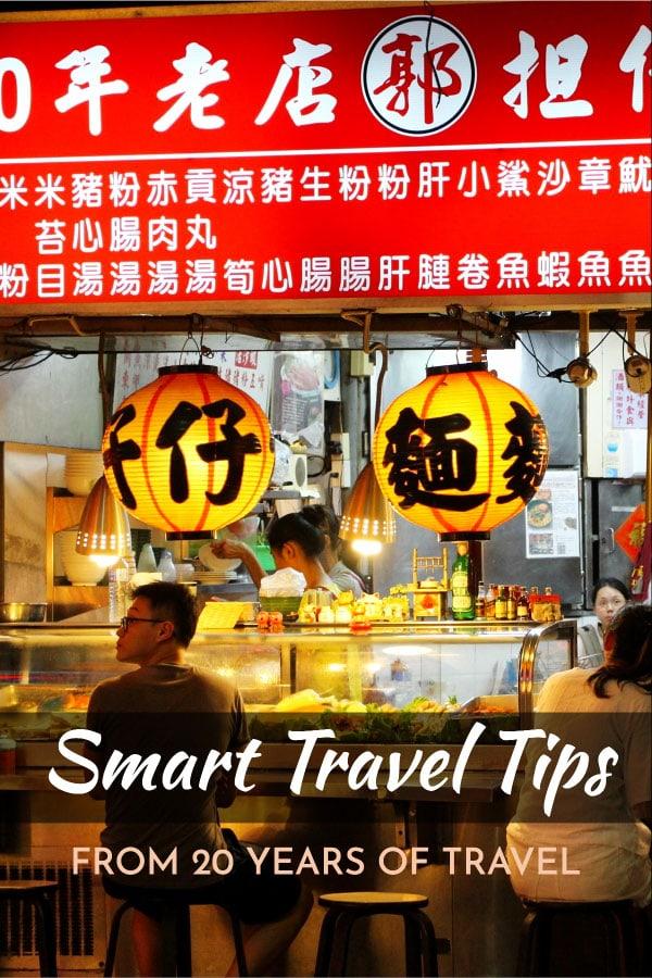 Travel Tips & Travel Hacks
