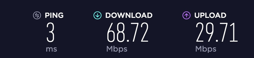 The Fox coffee Thong Lo Bangkok wifi speed