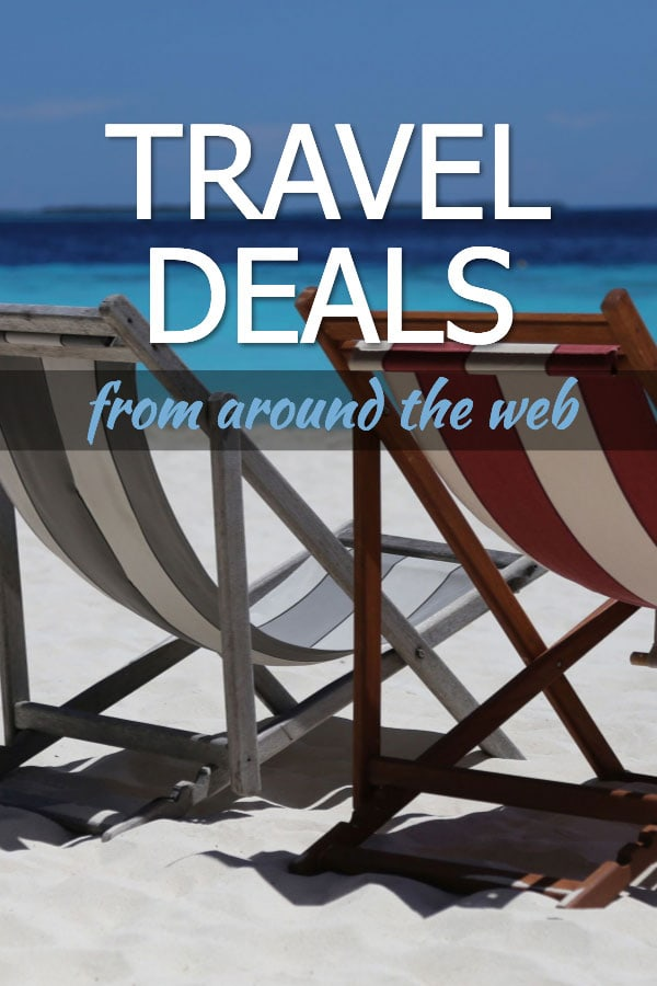 Travel deals from around the web
