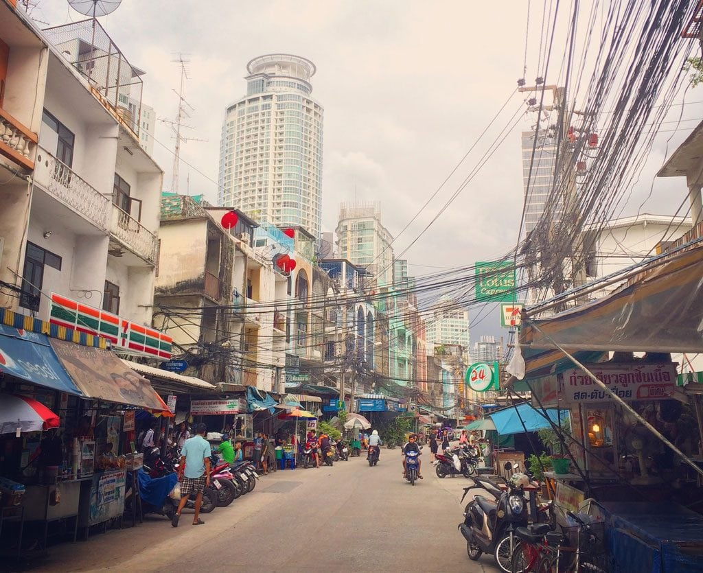 Bangkok Photo Tours - Street Photography scene