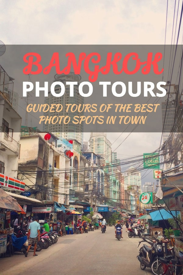 Guided Photography Tours in Bangkok