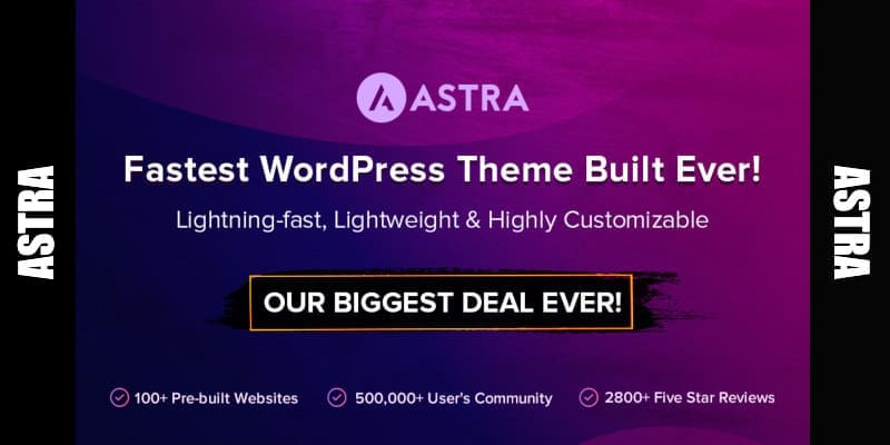 astra wordpress themes