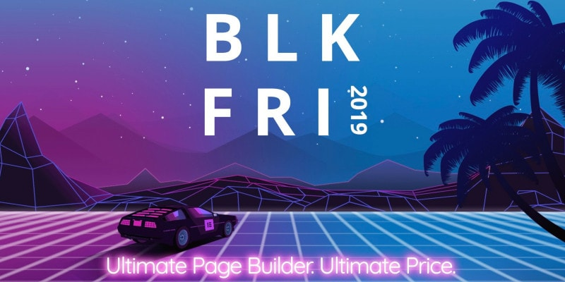 elementor black friday deal