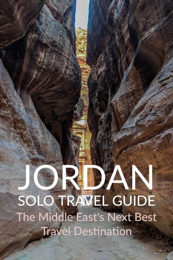 Petra entrance Travel Guide to Jordan
