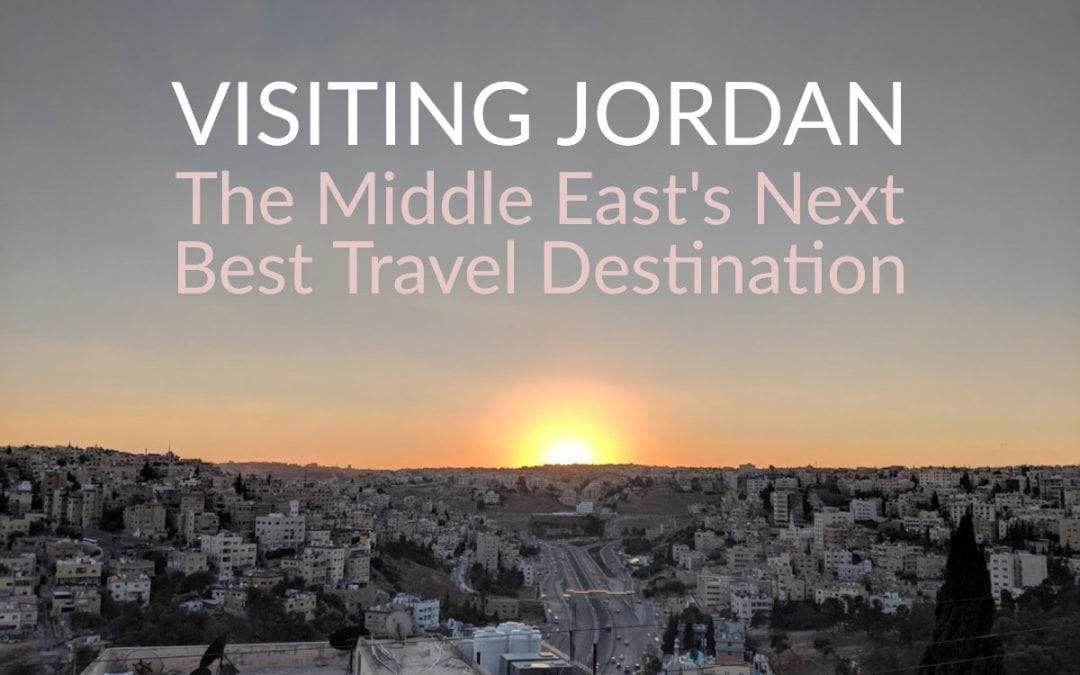 Solo Travel Jordan – The Best of Petra, Wadi Rum, Amman & Aqaba