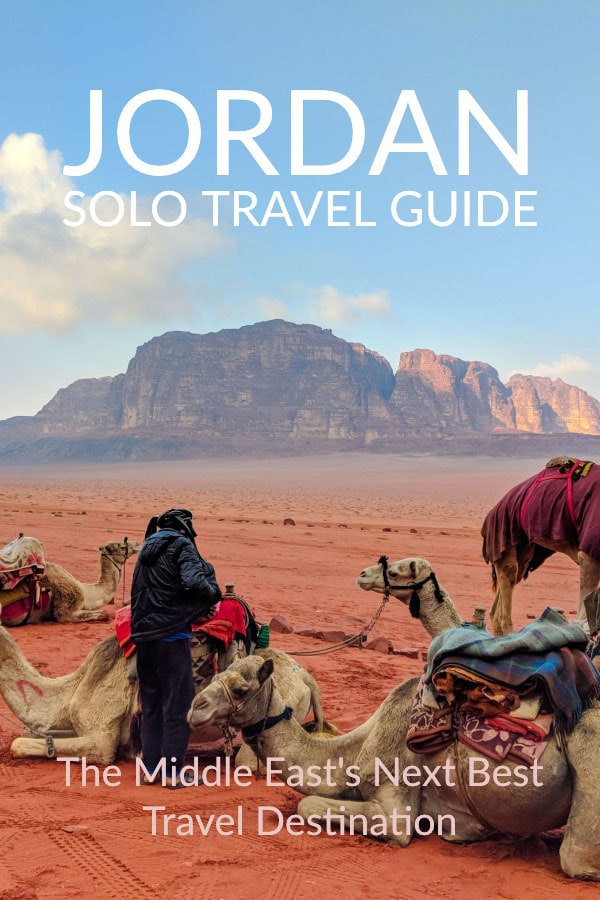 Wadi rum bedouin and camels - Jordan Travel Guide