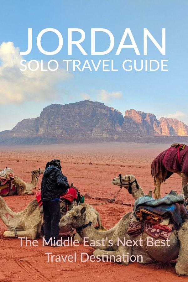 Wadi rum bedouin and camels - Jordan Travel Guide
