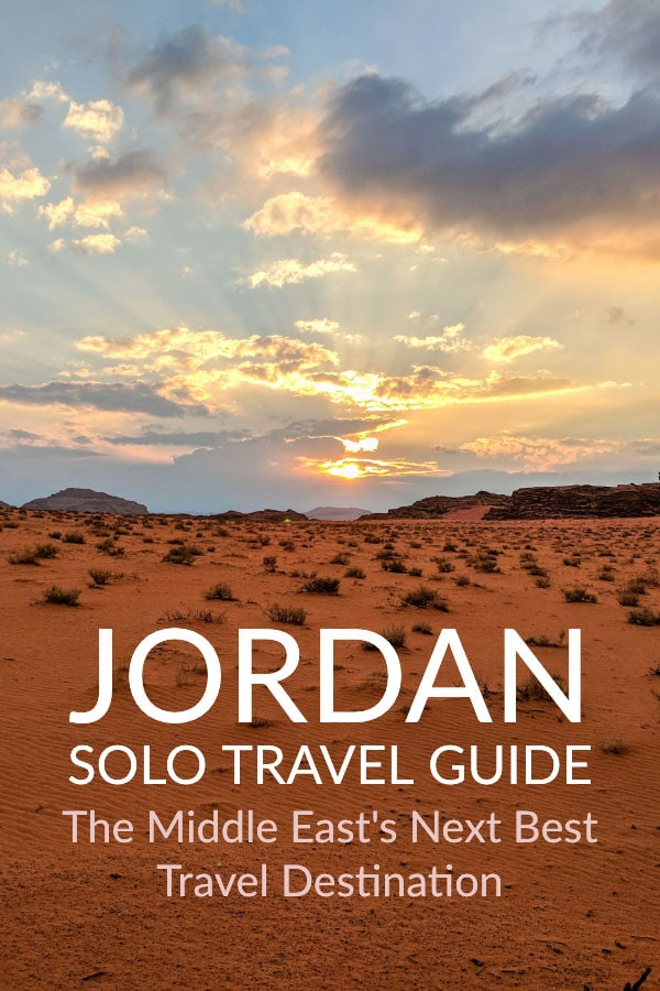 Guide to solo travel in Jordan