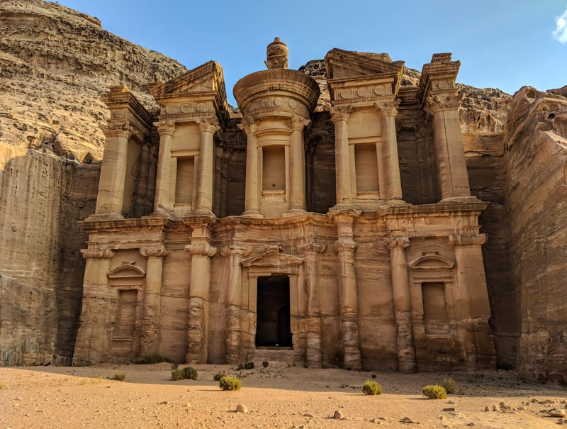The Cathedral of Petra