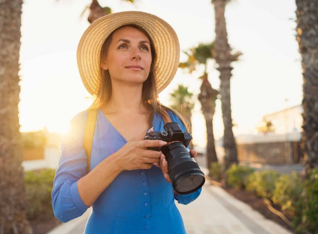 Travel Blogger And Photographer