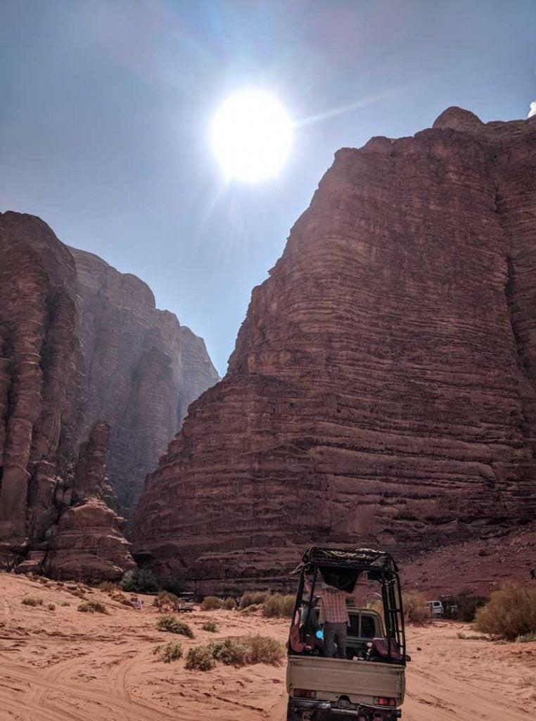 4WD Wadi Rum Tour